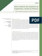 Antagonistas Progesterona (abortivos)