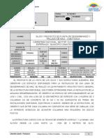 Informe de Inspeccion Camatagua 25-10-2017