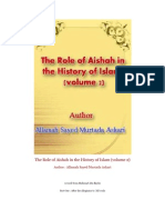 The Role of Aishah in the History of Islam 2
