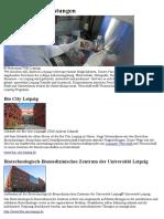 Forschungseinrichtungen - Stadt Leipzig