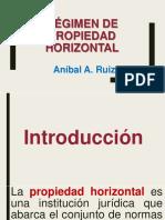 Propiedad Horizontal, La - Ruiz.pdf