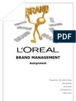 l oreal brand positioning Facebook- a marketing instrument and differentiator in brand positioning a case study on l'oreal paris romania.