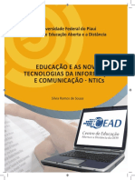 Livro-Educação e as novas tecnologias da informação e comunicação - NTICs.pdf