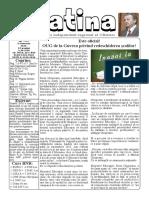Datina - 8.01.2021 - prima pagină
