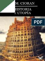 Historia y utopia