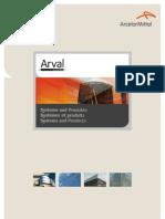 Arval Produktprogramm Systeme und Produkte