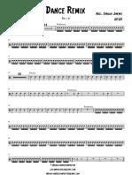 Dance Remix. Banda. Argl. Enrique Jiménez. 2020.pdf