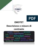 CSIRT_Italiano_Emotet_Descrizione_e_mitigazione