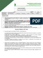 Prova de Direito do Consumidor  7 Termo A  a distancia  Aplicacao  2 Semestre  2020 Docdoc