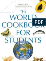 The World Cookbook for Students