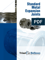 Triad Bellows - Standard Metal Expansion Joints