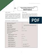 MANUAL REGULADOR M25FA600A