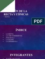 Ecuación de la recta y cónicas - Copy.pptx