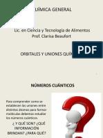 Configuración electrónica y Uniones Químicas.pdf