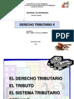 Material de enseñanza Curso Derecho Tributario II primera unidad 2020 .pdf