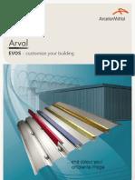 Evos Brochure
