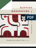 Mapping Modernisms_ Art, Indige - Elizabeth Harney