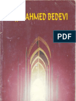 Sejjid Ahmed Bedevi - I part