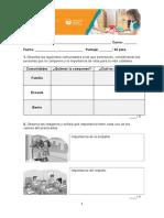 Evaluación U4 Tema 1 Vida en comunidad (1)