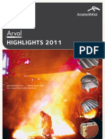 ArcelorMittal Construction Highlights 2011