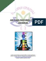 arcanos mayores y los chakras