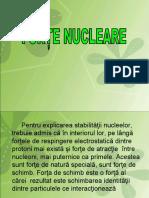 Forte Si Modele Nucleare