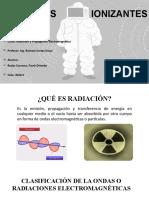 RADIACION - ONDAS IONIZANTES.pptx