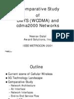 UMTS and CDMA 2000