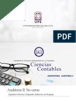 Clase 9 Sábado 09-01-2021 Diferencia Entre Impuestos Directos e Impuestos Indirectos en Paraguay