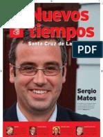 Revista Nuevos Tiempos PSOE S/C de La Palma