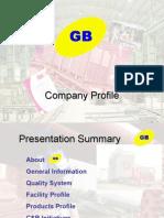 GB Profile