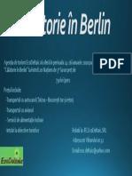 Călătorie în Berlin