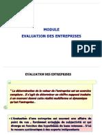 337434595 Evaluation Des Entreprises