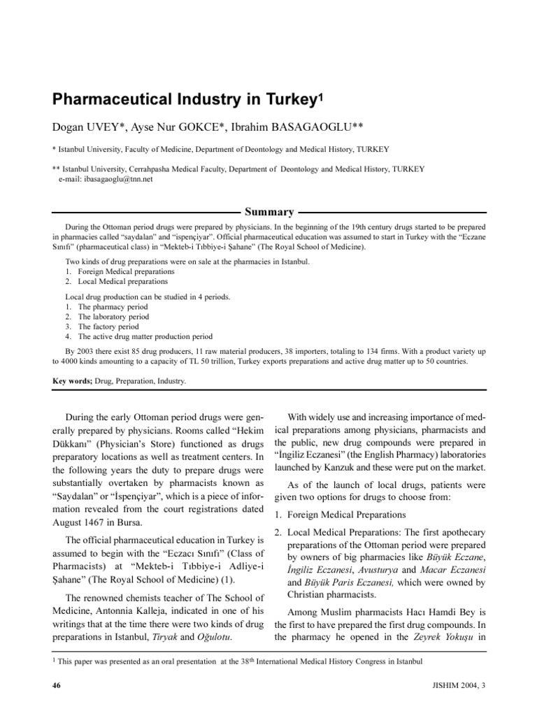 Introduction Of Pharmaceutical Industry Business Essay