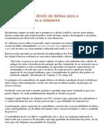 A importância do direito de defesa para a democracia e para a cidadania.pdf