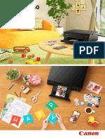 PIXMA HOME - TS6360 Tech Sheet