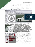 Tutorial Tuning Virtual in Adobe Photoshop 7