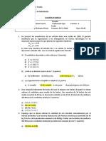 Examen Estad y Prob  III unidad 20-II A