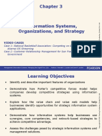 IS, Organization & Strategy