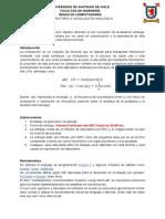 Laboratorio 3 - Modulación Analógica