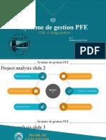 Système de gestion PFE