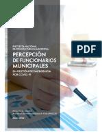 Encuesta Nacional de Opinion Publica Municipal