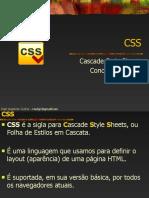 CSS - Basic Intro
