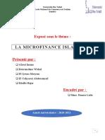 micro finance islamique.docx