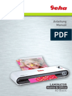 Geha Home and Office A3 Basic Laminator (1)