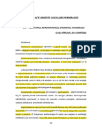 9.1 Hematomul retroperitoneal Sindromul Wunderlich 245-248