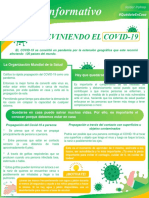 Boletín Informativo (Covid-19)