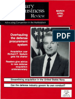 """Government Reviews of Contractor Purchasing Systems"" by K.H. Ryesky"