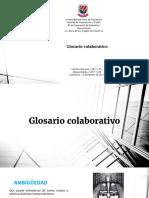GLOSARIO COLABORATIVO 1