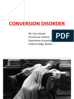 Conversion  (hysteria)